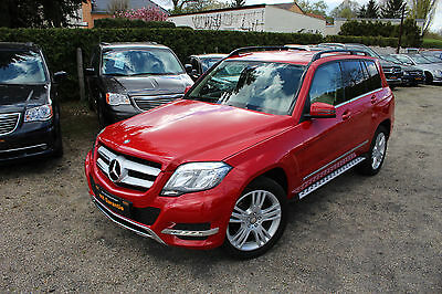 mercedes benz glk 350 gebrauchtwagen in rot mercedes benz jahreswagen. Black Bedroom Furniture Sets. Home Design Ideas