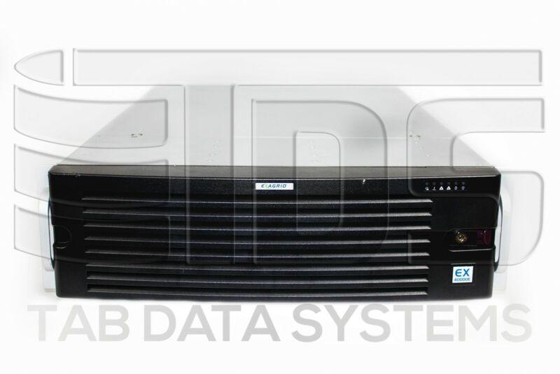 ExaGrid EX4000E Backup Appliance w/ 16x 6TB SAS HDD, 64GB RAM, 4x 1GbE, 2x 10GbE