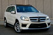 Mercedes-Benz GL 500 BE 4Matic*AMG Paket*360°*Pano*Fond Enter
