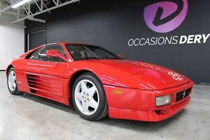 1991 Ferrari 348TB CANADIENNE 28000KM
