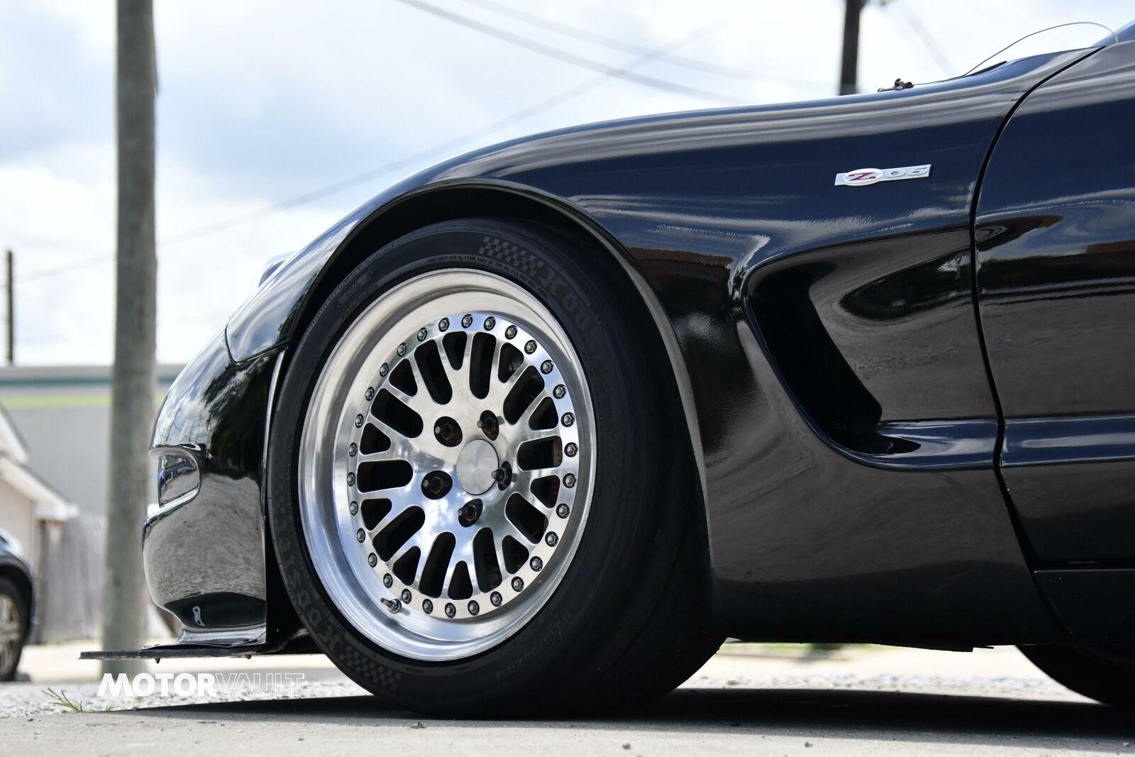 1999 Black Chevrolet Corvette   | C5 Corvette Photo 8