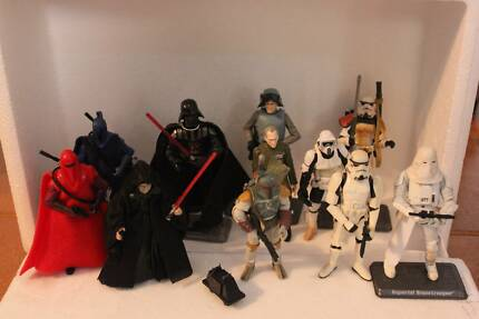 Star Wars VC Figures $10.00 each or $120 the lot Fulham Gardens Charles Sturt Area Preview