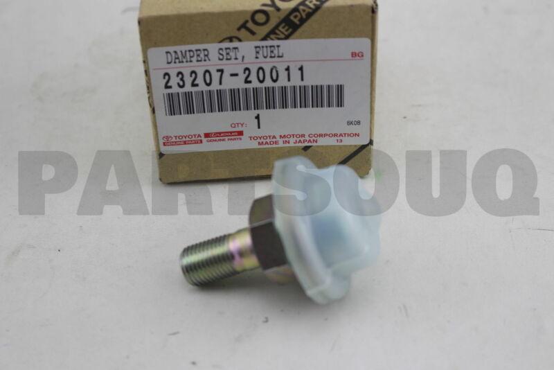 2320720011 Genuine Toyota Damper Assy, Fuel Pressure Pulsation 23207-20011