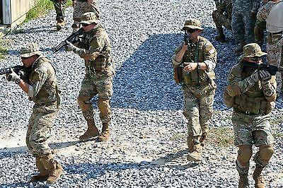 new british army dpm bush / boonie hat 56cm marines sas hunting fishing shooting