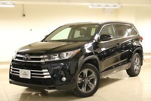 2017 Toyota Highlander Limited 360 View/Navi/JBL Sound