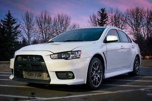 Heavily modified evo x for sale OBO financing available