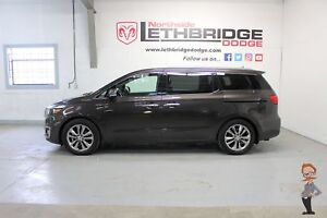 2016 Kia Sedona SXL 360 CAMERA - HEATED/COOLED LEATHER SEATS