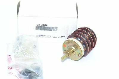 New Electroswitch 31005a 9844 Rotary Switch Series 31
