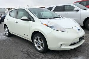 2011 Nissan LEAF BLUETOOTH A/C MAGS CAMERA DE RECUL