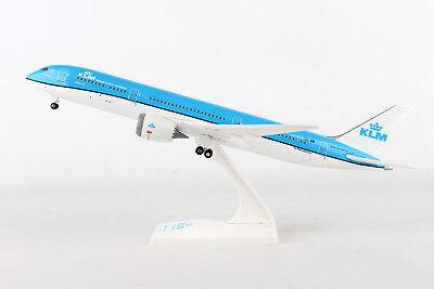 SKYMARKS KLM BOEING 787-9 DREAMLINER SKR945 1/200 REG# PH-BHD. NEW for sale  Columbia