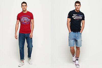 Superdry Mens Famous Flyers T-Shirt