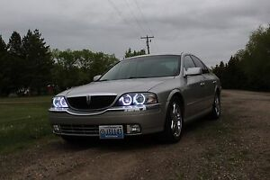 SAFETIED 2002 Lincoln LS