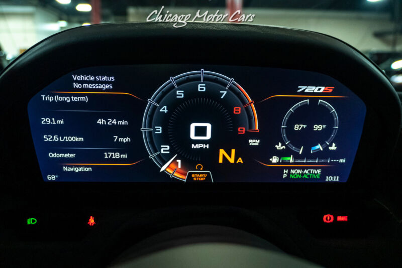Image 20 Voiture Asiatique d'occasion McLaren 720S 2018