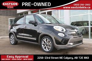 2014 Fiat 500L NAVI TOUCH SCREEN ALLOYS PANORAMIC ROOF HEATED SE