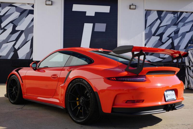 Image 6 Coche Americano usado Porsche 911 2016