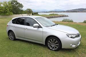 2008 Subaru Impreza Hatchback Howrah Clarence Area Preview
