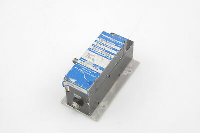 Loral Microwave West Ms-55-21oscillator Freq 5855-6455mhz