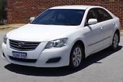 2008 TOYOTA AURION AT-X GSV40R 4D SEDAN 3.5L V6 6 SP AUTO LOW KMS Victoria Park Victoria Park Area Preview