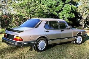 1989 Saab 900 Auto Turbo Sedan. Reconditioned engine. Wellington Wellington Area Preview