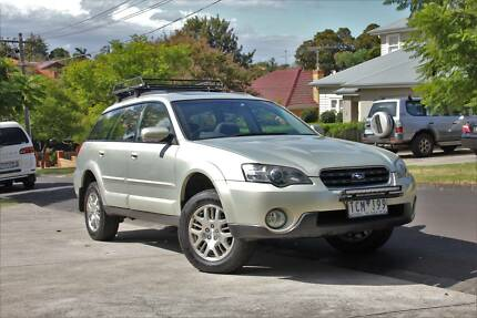 2005 Subaru Outback, Manual 2.5 Safety Pack