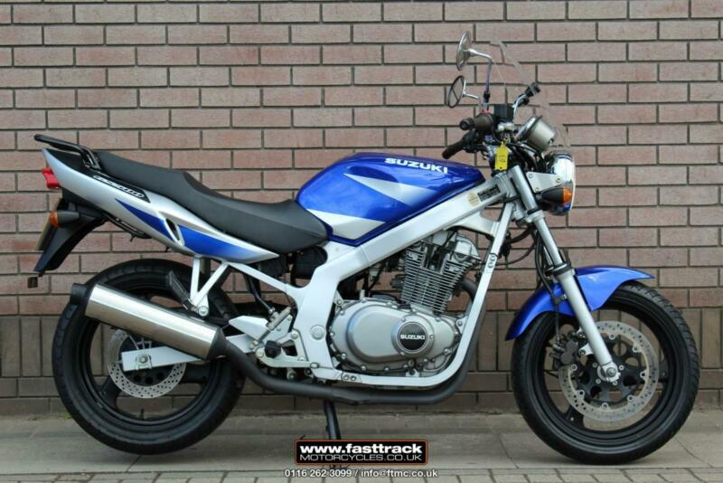 SUZUKI GS500 K2 2003 - VIDEO TOURS AVAILABLE - CONTACTLESS DELIVERY