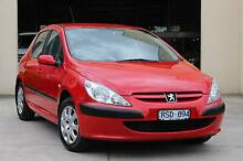 2002 Peugeot 307 HDI Turbo Diesel 4dr Hatchback Burwood Whitehorse Area Preview
