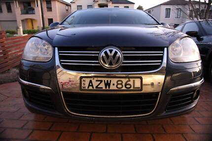 Volkswagen Jetta 2.0 TURBO FSI model with full black leather auto Beaumont Hills The Hills District Preview