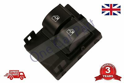 New Nemo 2008 to 2014 Electric Window Control Switch 8 Pin With Frame