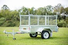 6x4 Cage Box Trailer - Welded Hot dipped Galvanised - Tipper Tilt Beachmere Caboolture Area Preview