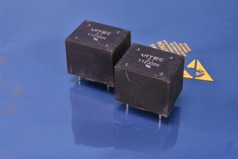 2 (Two) Vitec Trigate Pulse Transformers 5:1 240V P/N: 11Z3004