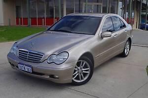 Mercedes-Benz C240 Elegance Sedan Wangara Wanneroo Area Preview