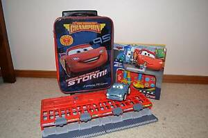 "Disney ""Cars"" bag, book, car and car holder Woonona Wollongong Area Preview"