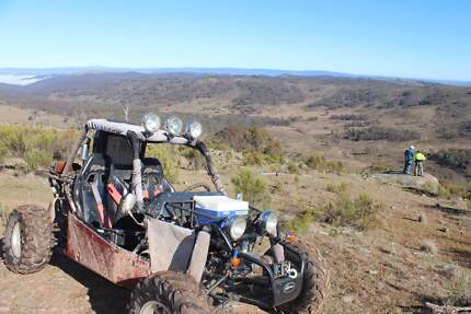 Scenic Dune Buggy Tour Business including 2,788 Acres.