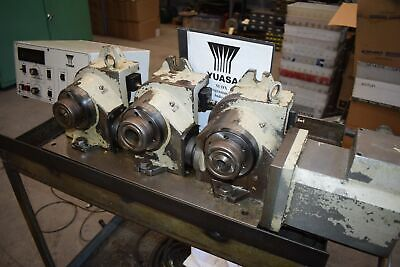 Yuasa Sudx 3x Indexer Axis Rotary Table With Udnc-100 Controller