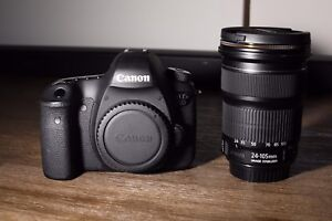 canon 6D with 24-105macro