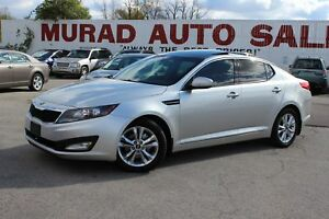 2013 Kia Optima !!! LEATHER HEATED SEATS !!!