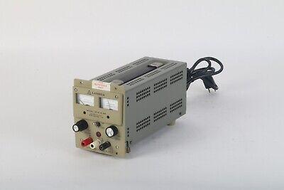 Lambda Lp-411a-fm Regulated Variable Power Supply Analog Display 0-20vdc 1.2a