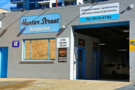 HUNTER STREET AUTOMOTIVE Hornsby Hornsby Area Preview
