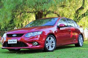 2010 Ford Falcon XR6 FG Auto  RARE COLOR MY11 Carlisle Victoria Park Area Preview