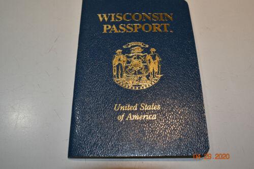Wisconsin Passport