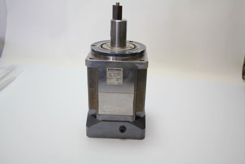 Parker PS115-100-SH Gear Reducer 100:1 Ratio Horizontal Used