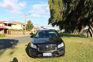 Great Family Car 2015 Holden Cruze Sedan East Victoria Park Victoria Park Area Preview