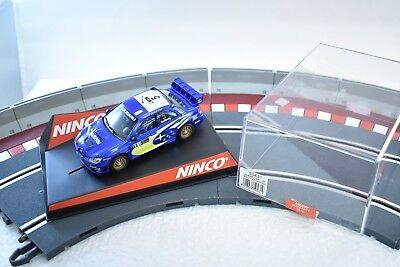 32 Ninco Slot Cars - 50431 NINCO 1/32 SLOT CARS SUBARU WRC 2006