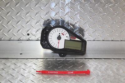 2001 SUZUKI GSXR1000 SPEEDO TACH GAUGES SPEEDOMETER 34120-40F20 55,619 MILES