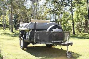 Camel Bushman 2008 Off-Road Camper Trailer - Excellent Condition! Brookfield Brisbane North West Preview