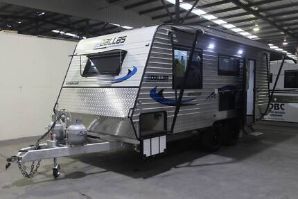 2015 19.6' Dallas Expedition Semi-Offroad Caravan Kilburn Port Adelaide Area Preview