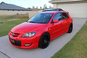 2006 Mazda 3 MPS Hatchback Speed3 Turbo Cessnock Cessnock Area Preview