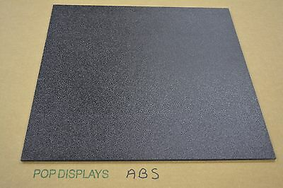 Abs Plastic Black Sheet 14 X 12 X 8 Vacuum Forming