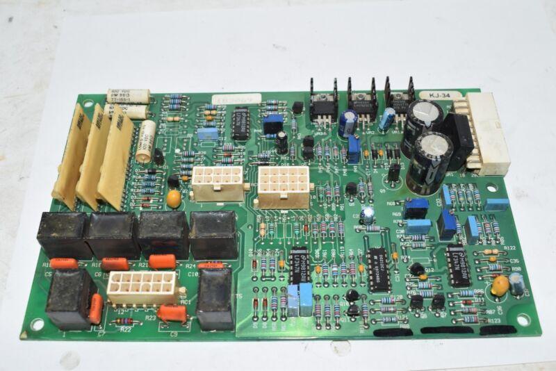 MILLER 183069 - CONTROL BOARD PCB Board Module Circuit Board