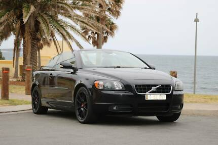 Volvo C70 Black Edition
